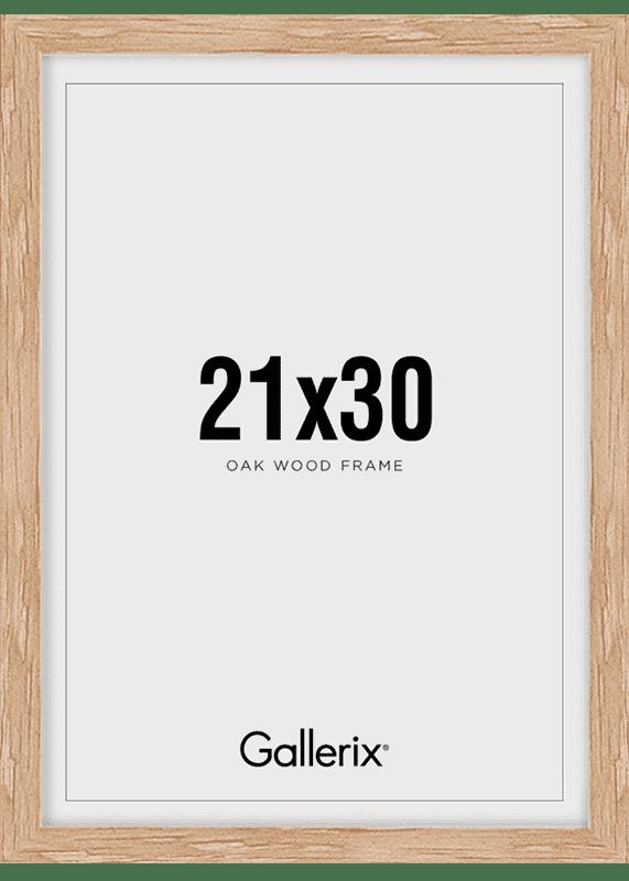 Cadre Cadre en Chêne 21x30 cm-0