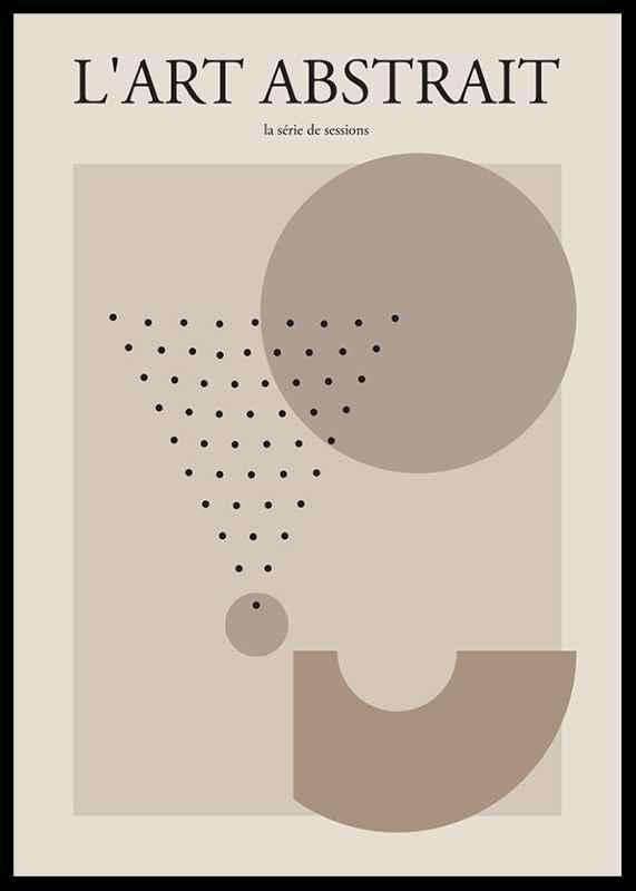 Lart Abstrait No3