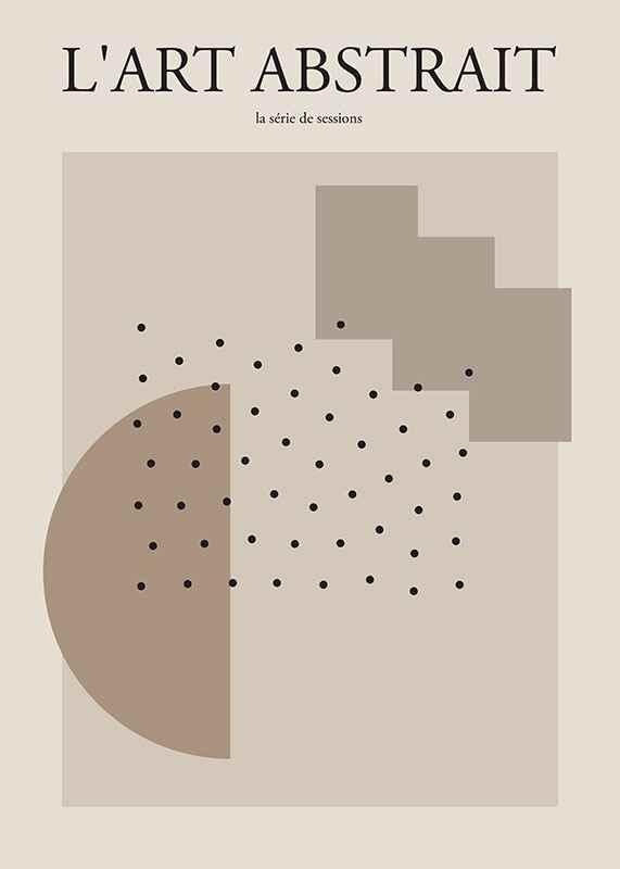 Lart Abstrait No4-1