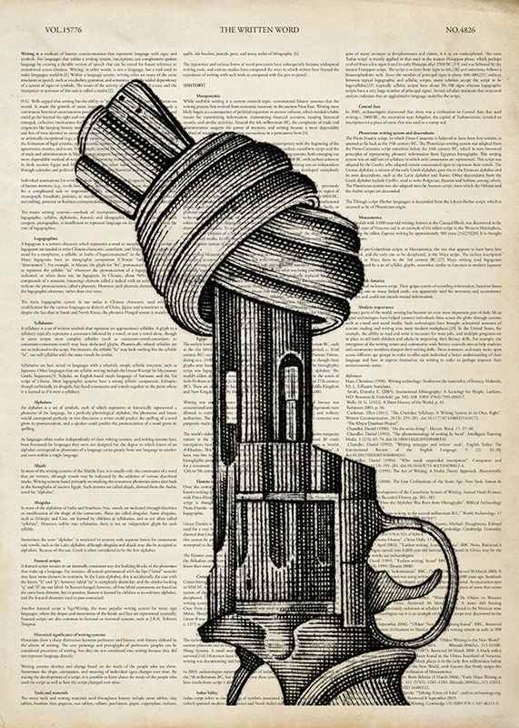 The Knotted Gun-1