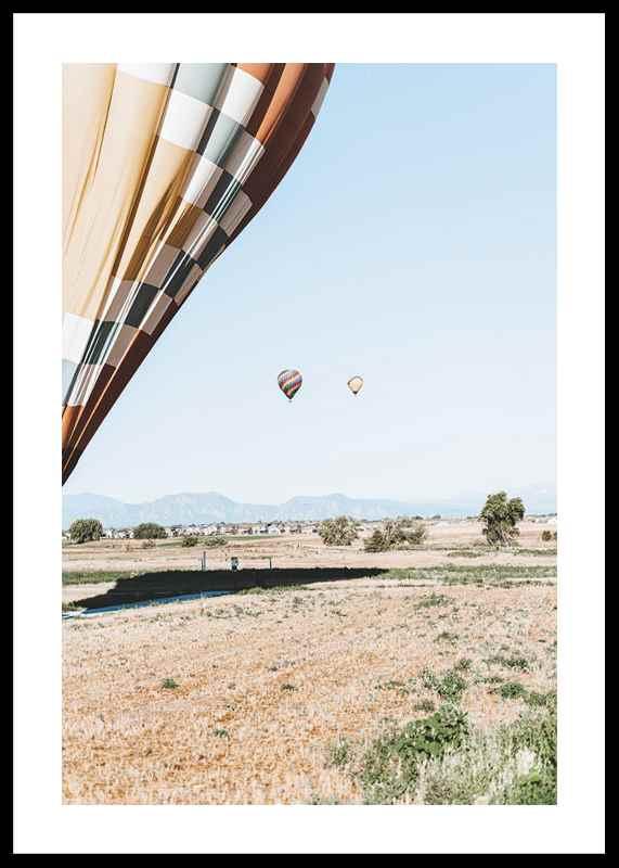 Airborne Balloons