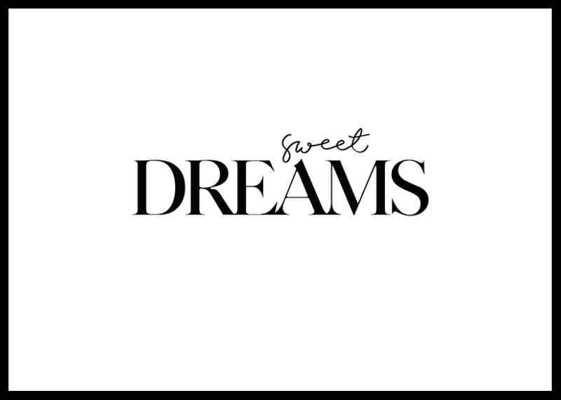 Sweet Dreams No2-0