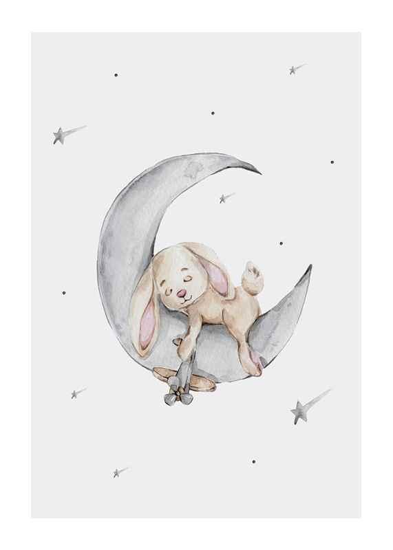 Sleeping Bunny-1