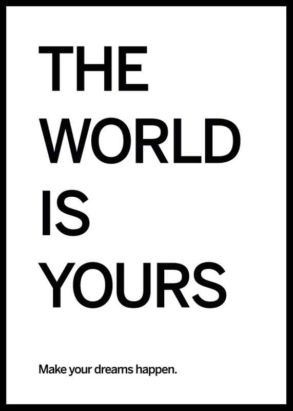 World Is Yours-0