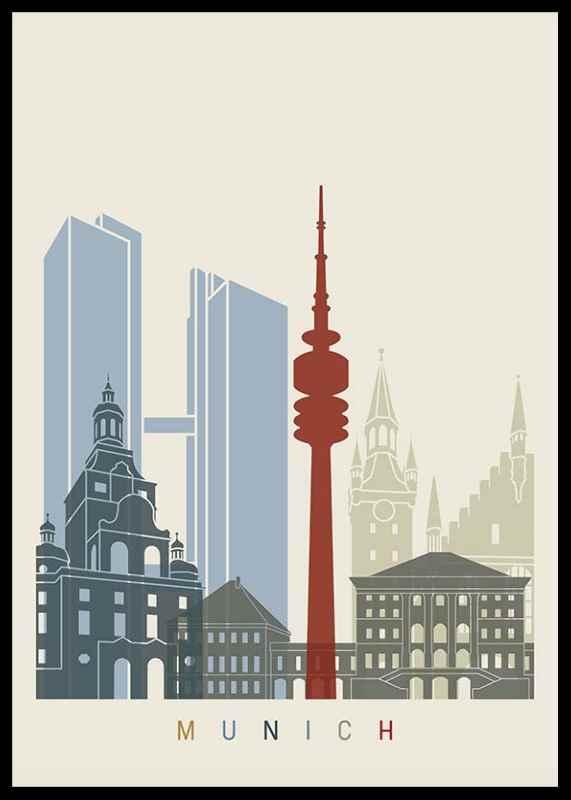 Munich Landmarks-0