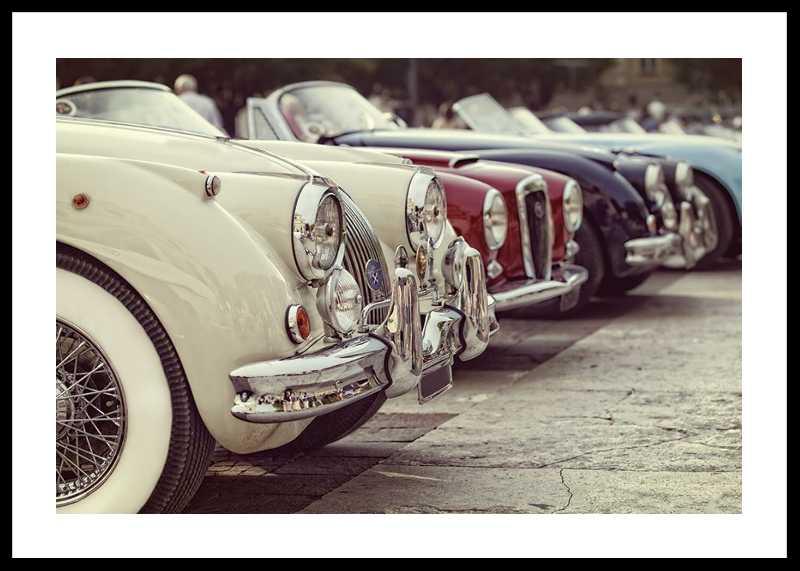 Retro Old Cars