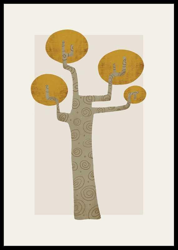 Abstract Tree No2-0