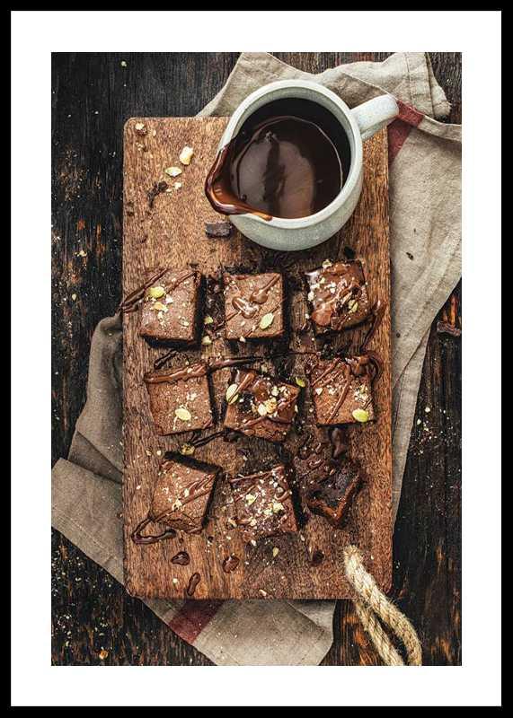 Chocolate Brownies-0