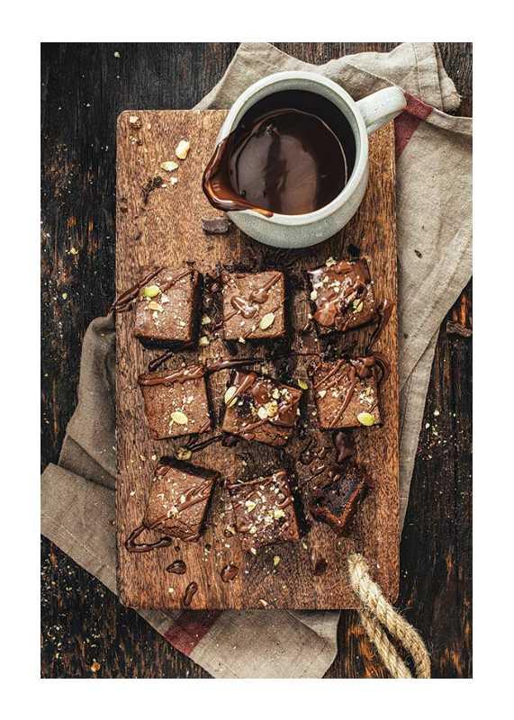 Chocolate Brownies-1