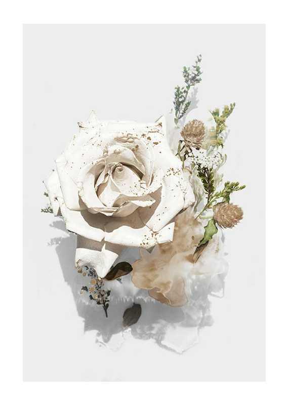 Floral arrangement No1-1