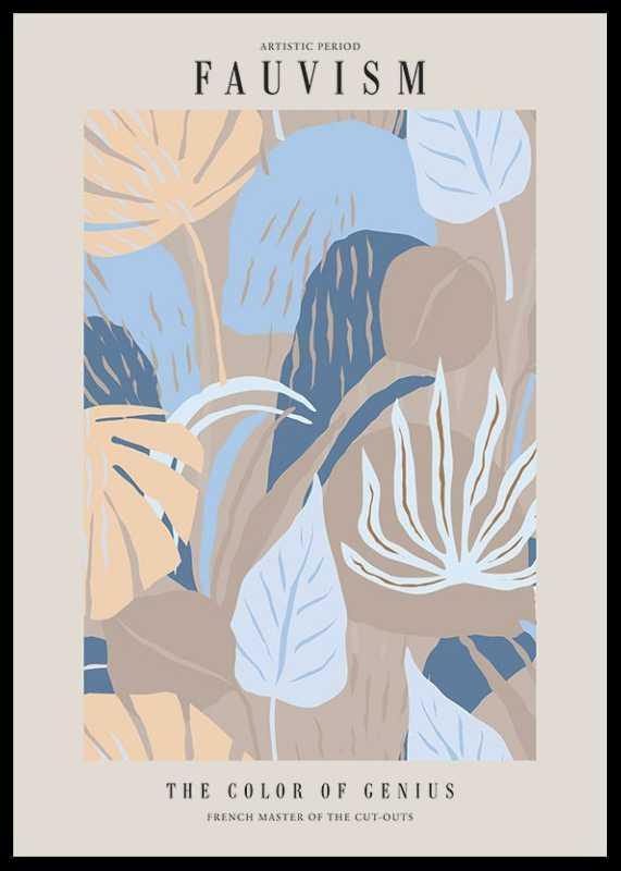 Matisse Fauvism Art No2-0