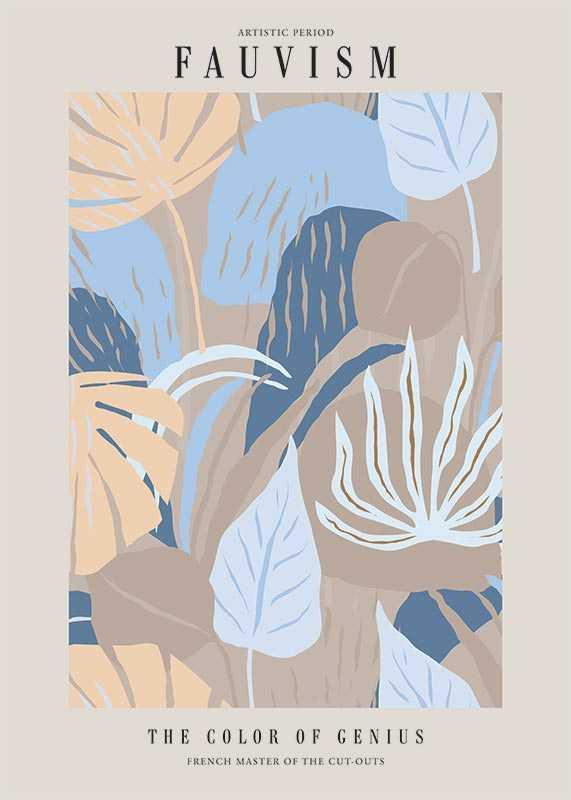 Matisse Fauvism Art No2-1