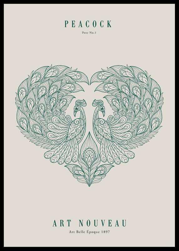 Art Nouveau No2-0